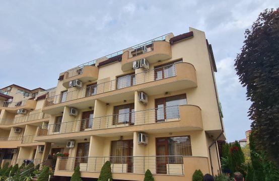 1-Zimmerwohnung in dem niedlichen kleinen Iris Hotel zwischen Nessebar und Ravdа