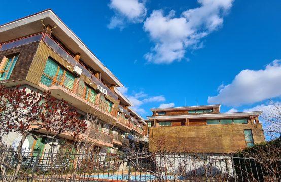 Schöne 1-Zimmer Wohnung mit Meerblick in Kosharitsa, Golden Eye Komplex